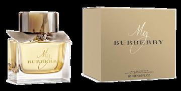 בושם מיי של ברברי - My Fragrance by Burberry