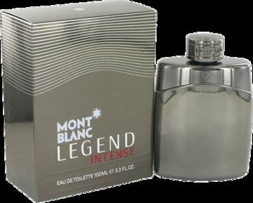 "בושם לג'נד אינטנס מון בלאן 100מ""ל א.ד.ט - Legend Intense Mont Blanc 100ml E.D.T"