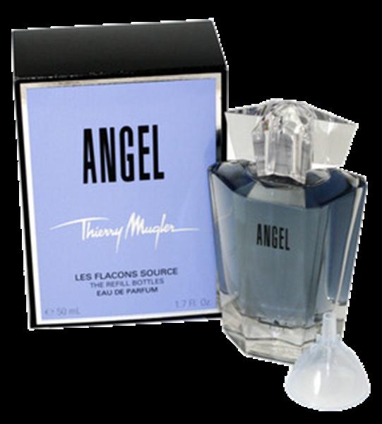 """בושם מילוי אנג'ל תיירי מוגלר 50מ""""ל א.ד.פ - Refill Angel Thierry Mugler 50ml E.D.P"""