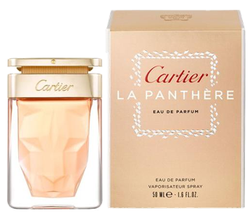 "בושם לה פנתר קרטייה 50מ""ל א.ד.פ - La Panthere By Cartier 50ml E.D.P"