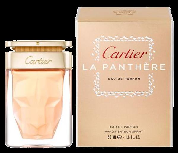 """בושם לה פנתר קרטייה 50מ""""ל א.ד.פ - La Panthere By Cartier 50ml E.D.P"""