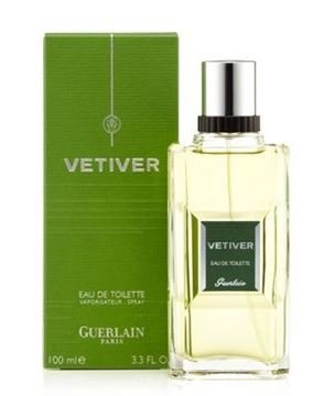 "בושם וטיבר של גרלן 100מ""ל א.ד.ט - Vetiver Guerlain 100ml E.D.T"