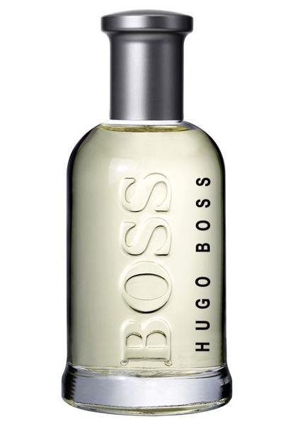 """בושם בוס בוטלד 100מ""""ל א.ד.ט הוגו בוס Bottled Hugo Boss 100ml E.D.T - בושם לגבר"""