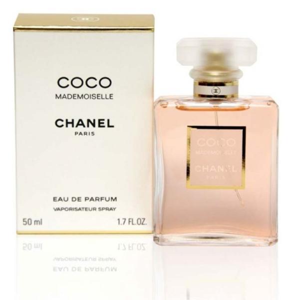 """בושם קוקו מדמוזל שאנל 50מ""""ל א.ד.פ - Coco Chanel Mademoiselle EDP 50ml - בושם לאישה"""