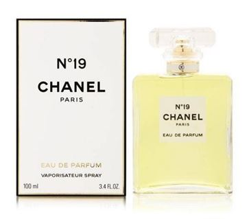"""בושם שאנל 19 100מ""""ל א.ד.פ - Chanel No.19 E.D.P 100ml - בושם לאישה"""