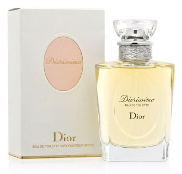 """בושם דיוריסימו 100מ""""ל א.ד.ט כריסטיאן דיור - Christian Dior Diorissimo E.D.T 100ml - בושם לאישה"""