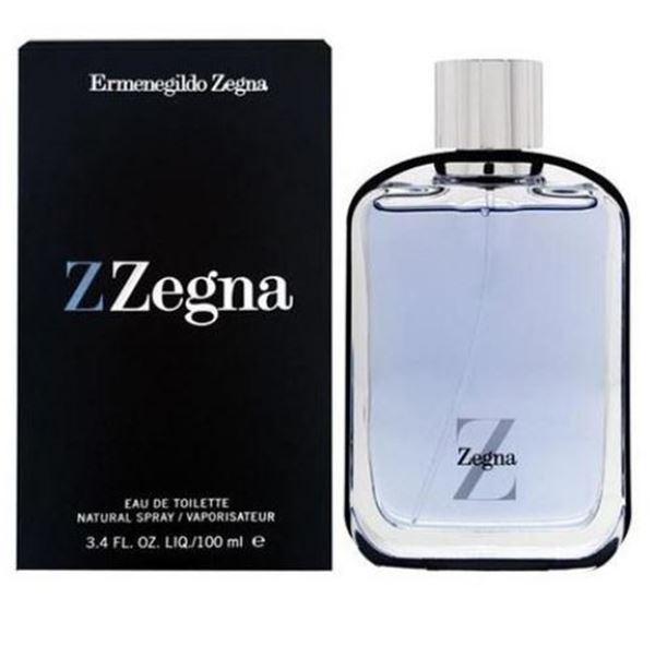 """בושם זד זנגה ארמנגילדו זנגה 100מ""""ל א.ד.ט - Z Zenga Ermenegildo Zegna 100ml E.D.T - בושם לגבר"""