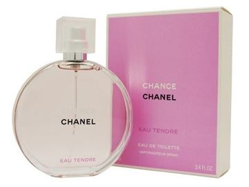 "בושם שאנל צ'אנס או טנדרה 100מ""ל א.ד.ט - Chanel Chance Eau Tendre 100ml E.D.T"