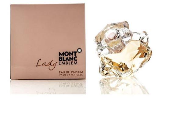 """בושם ליידי אמבלם מון בלאן 75מ""""ל א.ד.פ - Lady Emblem By Mont Blanc 75ml E.D.P"""