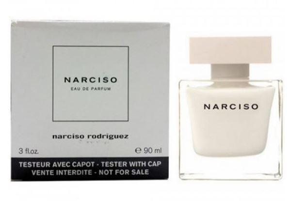 """בושם טסטר נרסיסו רודריגז 90מ""""ל א.ד.פ - Tester Narciso By Narciso Rodriguez 90ml E.D.P - בושם לאישה"""