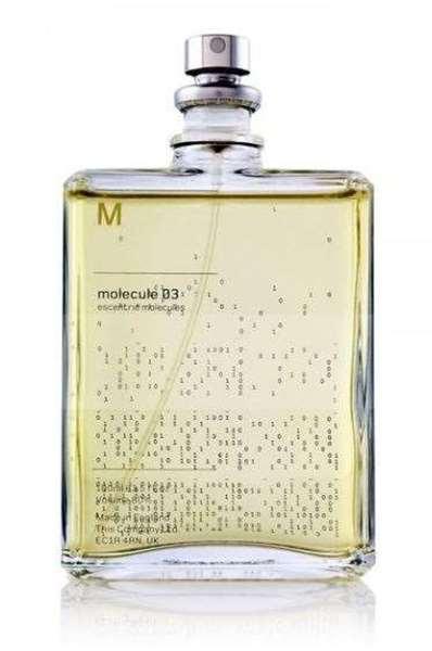 בושם Tester Molecule 03 | בשמים לגבר | סופר פארם