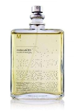 בושם Tester Molecule 03 | מתנה לגבר | דיוטי פרי