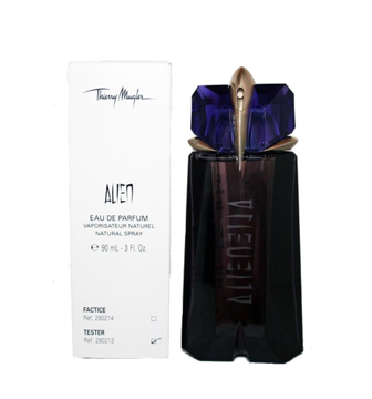 "בושם טסטר אליאן תיירי מוגלר 90מ""ל א.ד.פ - Tester Alien By Thierry Mugler 90ml E.D.P"