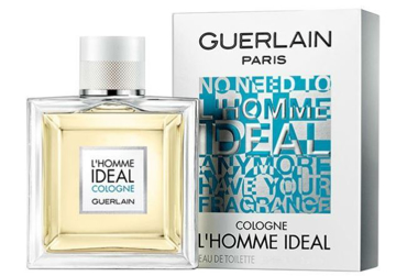 "בושם ל'הום אידיל של גרלן 100מ""ל א.ד.ט - L'Homme Ideal By Guerlain 100ml E.D.T"