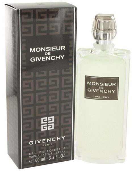 f606f7d4 Monsieur by Givenchy 100ml EDT - Men's Perfume Authentic