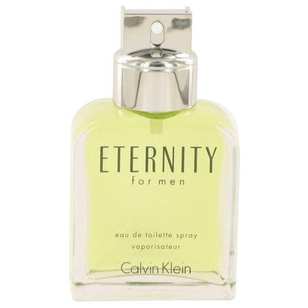 Tester Eternity Calvin Klein 100mledt Tester Perfume Mens