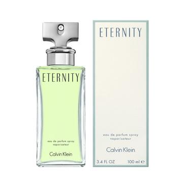 """תמונה של איטרניטי קלווין קליין 100מ""""ל א.ד.פ - Eternity Calvin Klein 100ml E.D.P - בושם לאישה מקורי"""