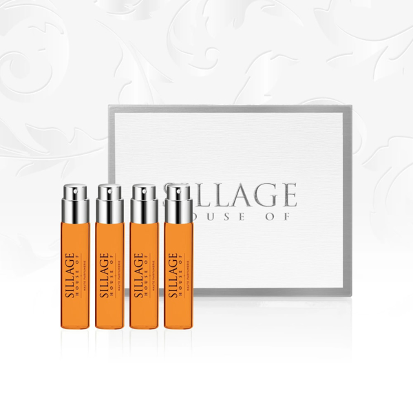 Benevolence by House Of Sillage 4X8ml Travel Set E.D.P