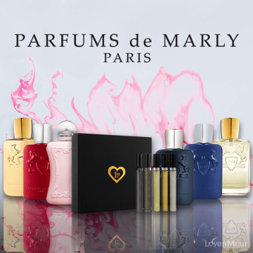 Parfums de Marly travel set