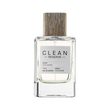 Clean Terra Woods (Reserve Blend) E.D.P 100ml