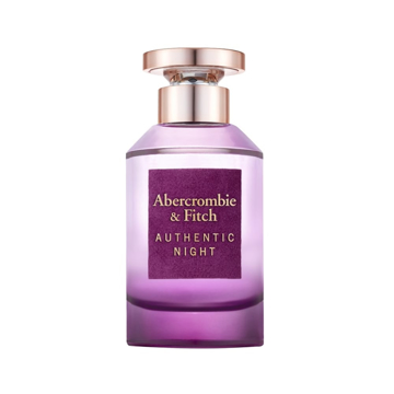 TESTER Abercrombie & Fitch 100ml E.D.P Authentic Night