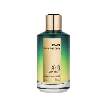 TESTER Mancera Aoud Lemon Mint 120ml E.D.P