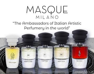דוגמיות בשמים מאסק מילאנו - Masque Milano
