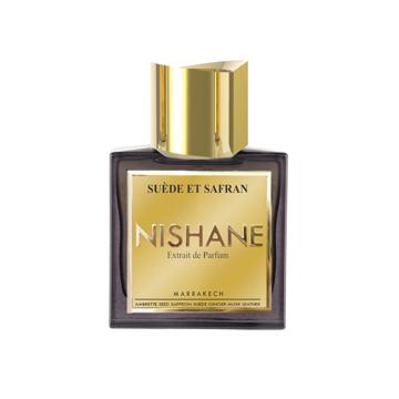TESTER Nishane Suede Et Safran 50ml Extrait De Parfum