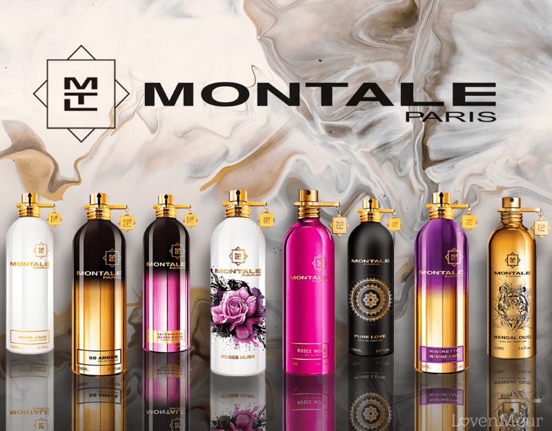 Montale Paris Fragrances | Unisex Perfumes | Loven Mour
